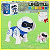 Интерактивная собака - ROCK ROBOT DOG + Наушники в Подарок