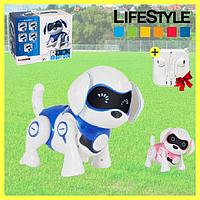 Интерактивная собака - ROCK ROBOT DOG + Наушники в Подарок, фото 1