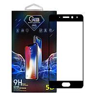 Защитное стекло Premium Glass 5D Side Glue для Meizu Pro 7 Plus Black