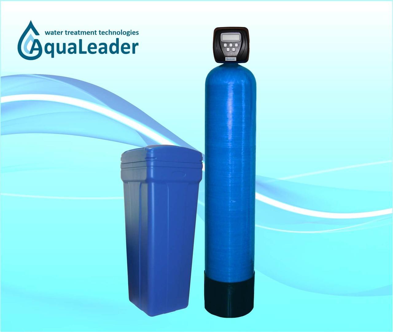Фильтр умягчитель воды AquaLeader FS37