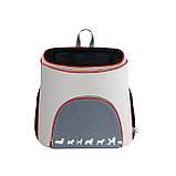 Рюкзак-переноска для собак і кішок Collar 35х25х37 см до 8 кг, фото 2