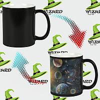Чашка - хамелеон Планеты солнечной системы