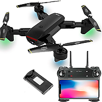Квадрокоптер - wifi камера авто взлет/посадка барометрVisuo SG 700