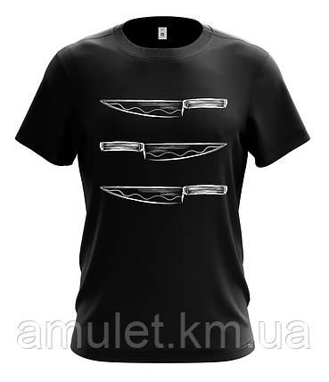 "Военные футболки  ""Нож"", фото 2"