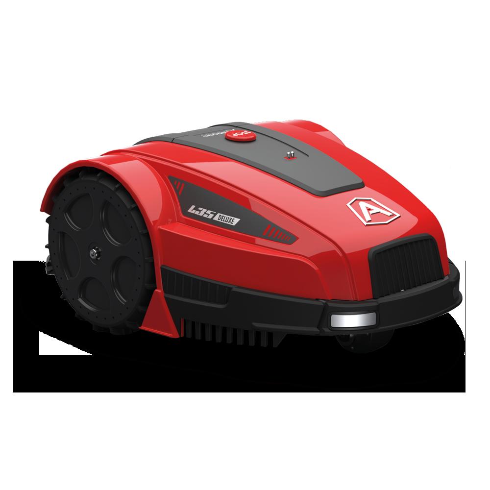 Газонокосилка-робот Hecht Ambrogio L35 Deluxe