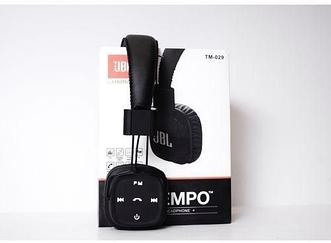 Беспроводные наушники  JBL TM-029  ( Bluetooth наушники JBL TEMPO)