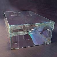 Коробка для хранения 400х400х120 мм