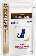 Royal Canin Gastro Intestinal Feline 85 гр*12шт- паучи при нарушении пищеварения у кошек