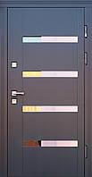 Двері вхідні металеві вуличні з терморозривом
