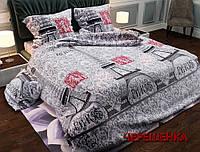 """Семейный набор хлопкового постельного белья из Бязи """"Gold"""" №151995 Черешенка™"""