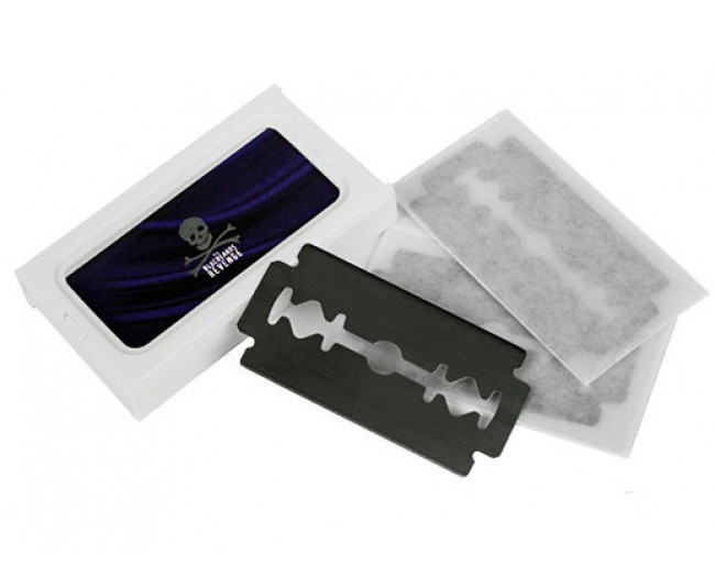 Упаковка лезвий The Bluebeards Revenge Ultimate Double Edje Razor Blades (10шт)