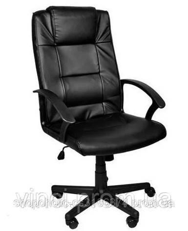 Офисное кресло MALATEC 8982 модель ПОЛЬША с эко-кожи Компьютерное кресло Офисное кресло новое