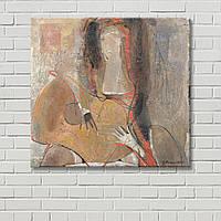 Картина Цыганка Картина Стецько Декор стены Картина на холсте Дизайн комнаты Декорация стен