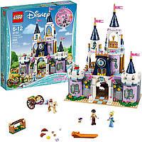 ОРИГИНАЛ Конструктор LEGO Disney Princess 41154 Замок мечты Золушки  (585 Pieces)