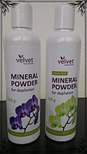 Мінеральна пудра (тальк) для депіляції VELVET CLASSIC 350 МЛ