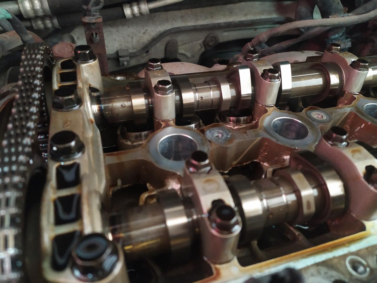 Джилі Geely MK Cross Регулювання клапанів