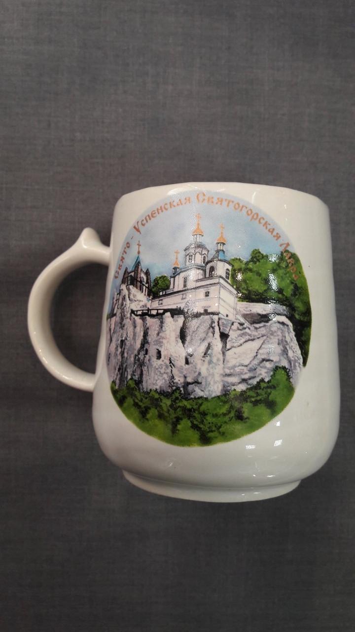 Чашка с изображением Лавры №11