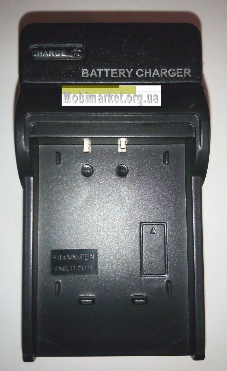 Сетевое зарядное устройство для OLYMPUS LI60B / NIKON ENEL11 / DLI78 (Digital)