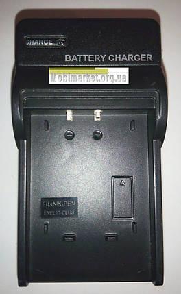 Сетевое зарядное устройство для OLYMPUS LI60B / NIKON ENEL11 / DLI78 (Digital), фото 2