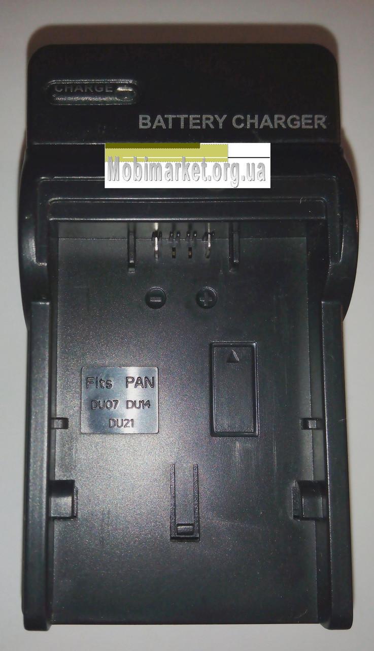 Сетевое зарядное устройство для Panasonic CGA-DU07 / CGA-DU14 / CGA-DU21 (Digital)