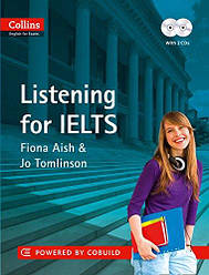 Collins English for IELTS Listening