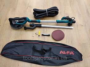 Шлифовальная машина для стен и потолков AL-FA ALDWS17 1700 Вт / 1700 об/мин