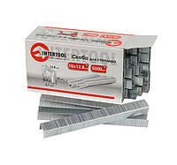 Скоба для степлера Intertool PT-8010 10x12,8 мм 5000 шт