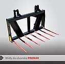 Вила для гною PRONAR 35WO3  (АКЦІЯ), фото 3
