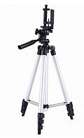 Штатив для камеры и телефона 3110 (1020мм)