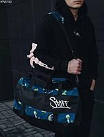 Спортивна сумка Staff Alien