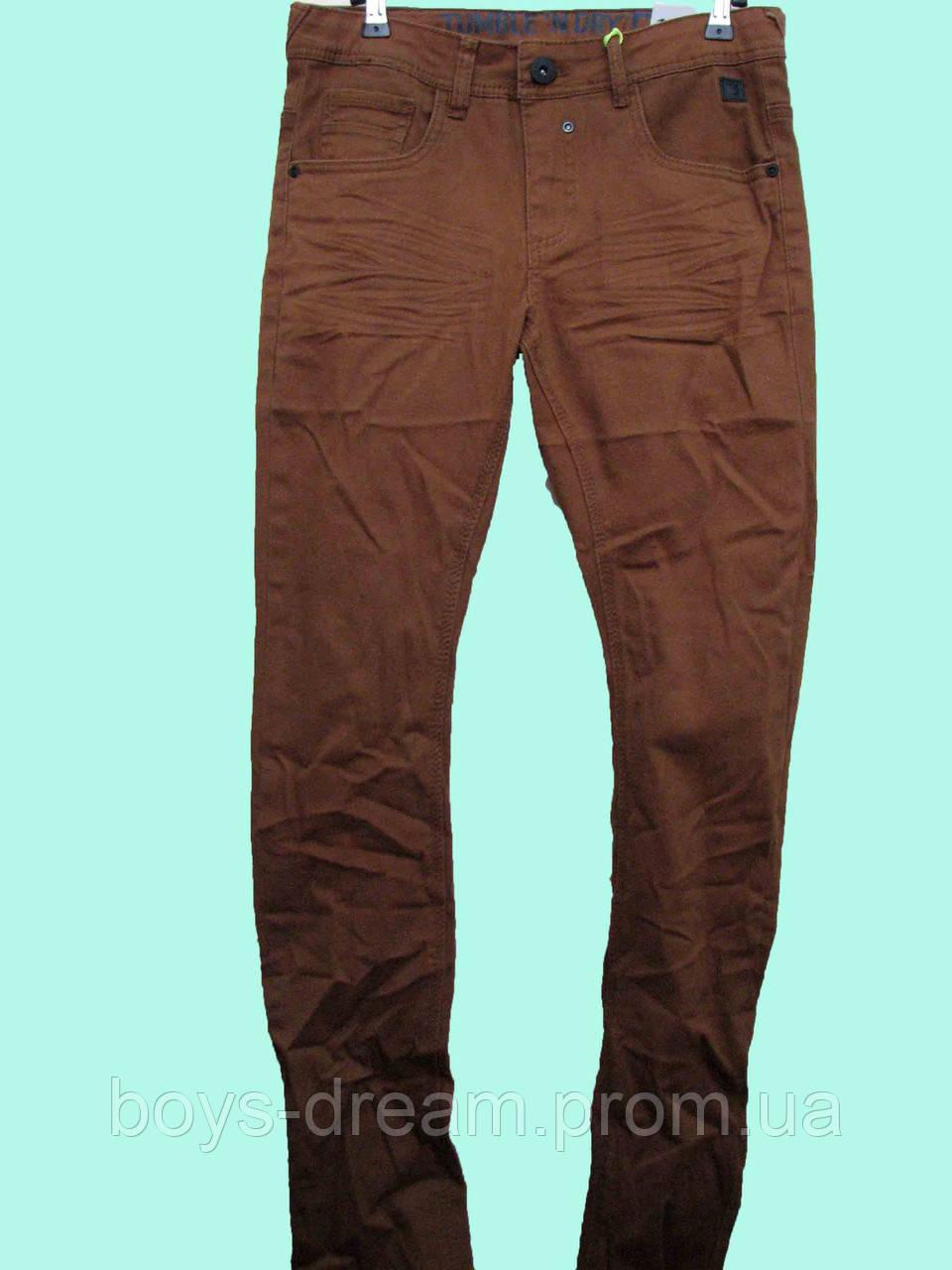 Цветные джинсы для мальчика Tumble`n Dry (Голландия) (158, 164)