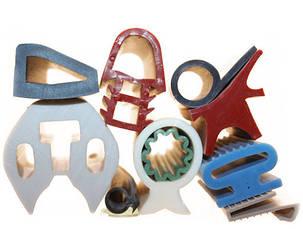 Силиконовые шнуры (круглые, квадратные, фигурные)