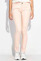 Брюки женские 302F007 цвет Розовый