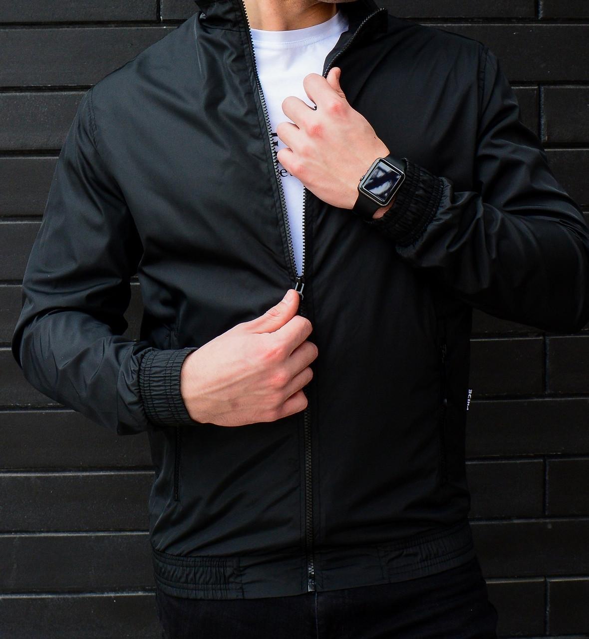 Куртка Монако черная