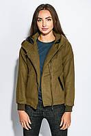 Куртка женская 678K002 цвет Хаки