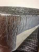 Lanor каучук с клеем + фольга 10мм (20*1м)
