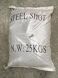 Дріб сталева лита CR16