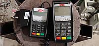POS-терминал Ingenico iCT220 + PIN-pad iPP220 + БП № 201102
