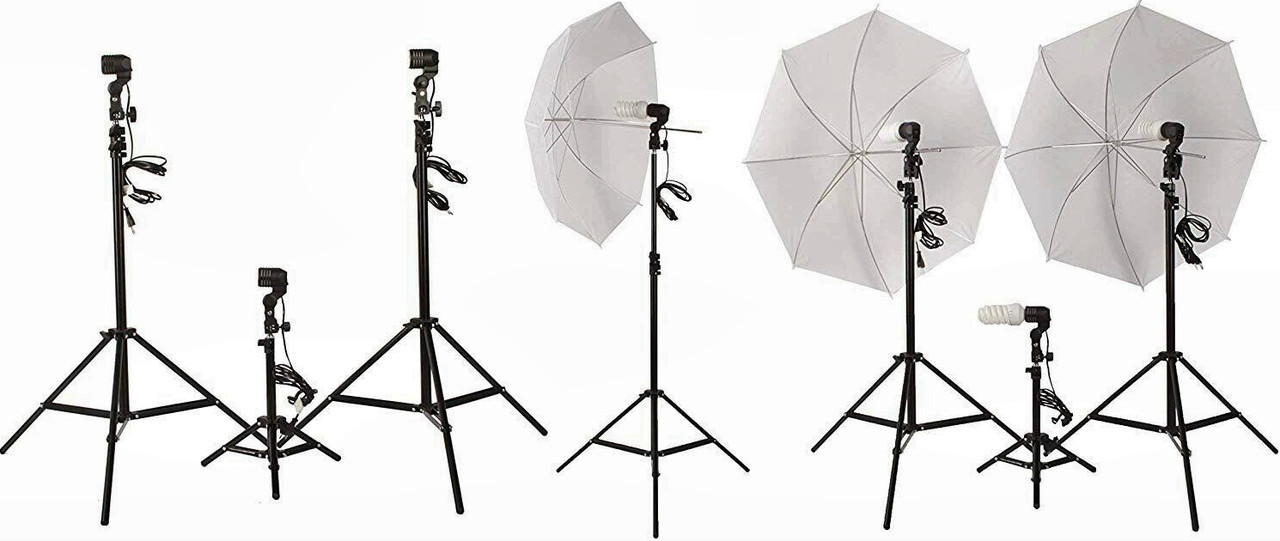 Набір постійного студійного світла FST PHOTO FF-175 (студійне обладнання)