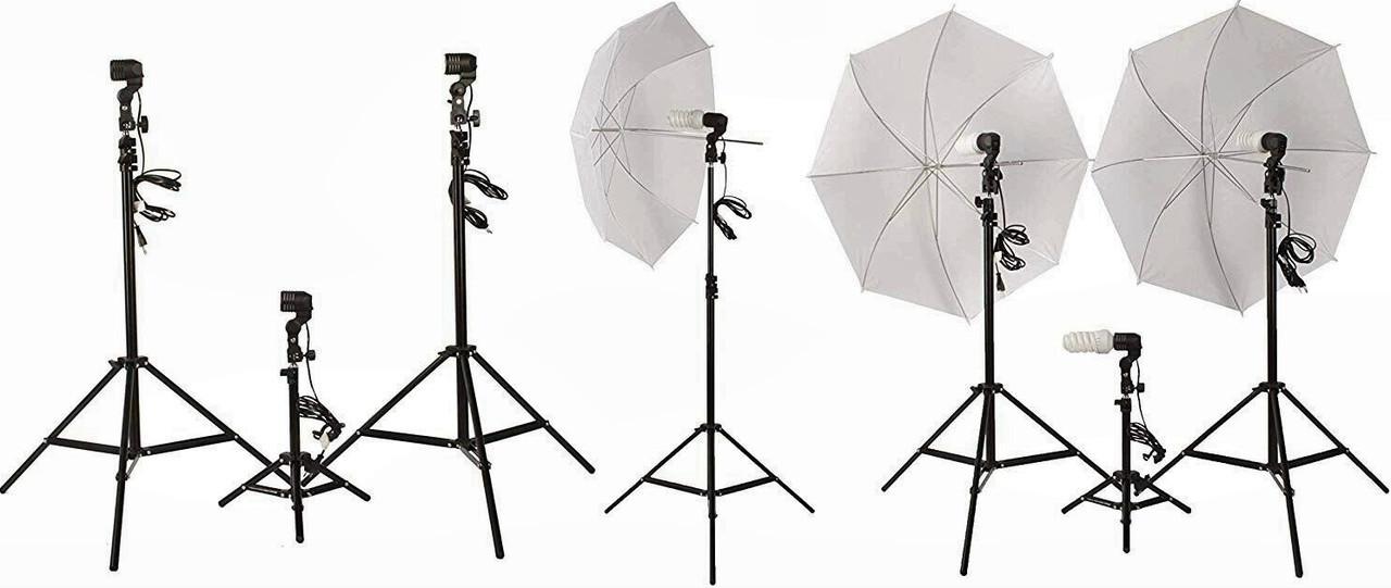 Набор постоянного студийного света FST PHOTO FF-175 (студийное оборудование)