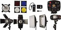 Набір імпульсного студійного світла FST PHOTO EG-180KA IP33 (студійне обладнання), фото 1