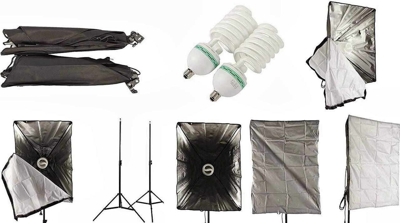 Набор постоянного студийного света FST PHOTO FF-135 (студийное оборудование)
