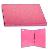 Папка-скоросшиватель A4 Buromax Barocco BM.3409 Розовый
