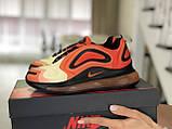 Кроссовки женские  Nike Air Max 720 оранжевые, фото 2