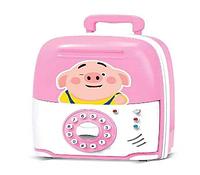 """Копилка электронная сейф """"Pig"""" - банкомат для денег, с пин-кодом"""