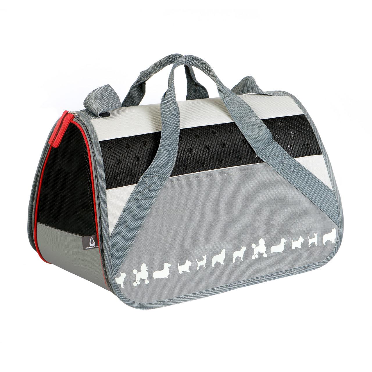 Сумка-переноска для собак и кошек Collar 42х24х26 см до 6 кг