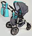 Детская коляска универсальная VENEZIA, фото 3