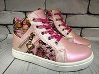 Черевики Clibee світло-рожеві 30 р