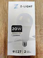Светодиодная Led лампа 20W 4000K E27 Z-Light