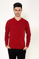 Свитер мужской 116R010 цвет Красный